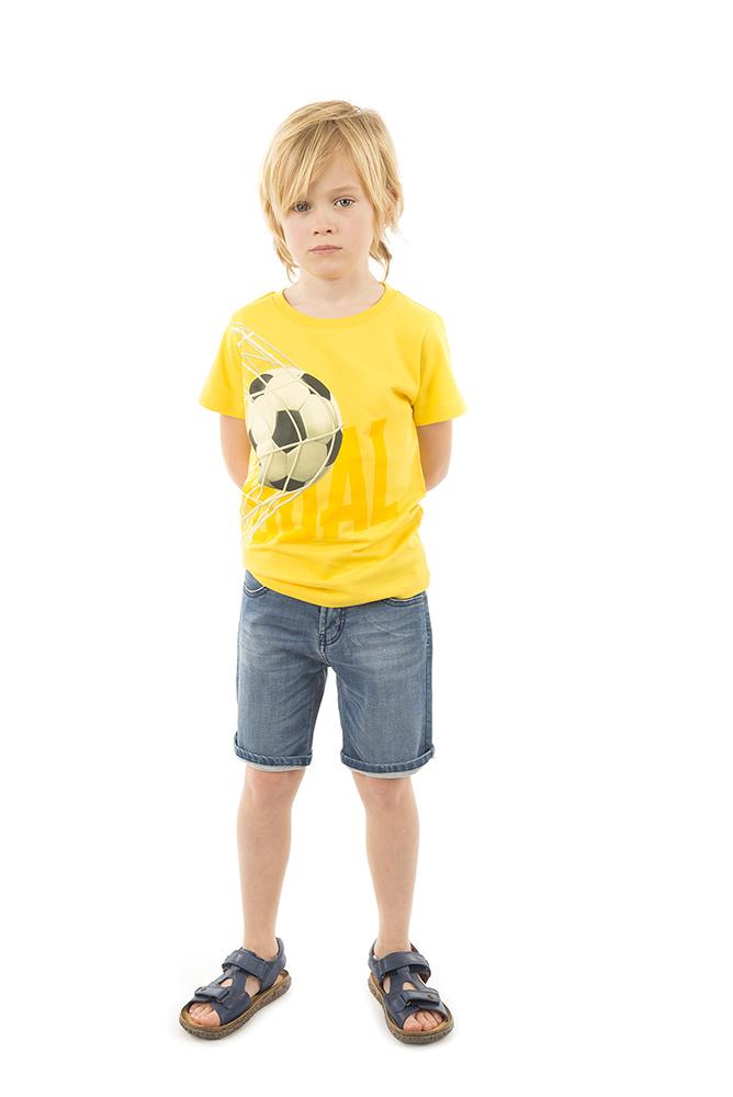 Goal yellow