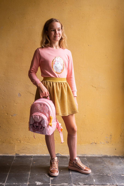 Violeta - BUNNY pink