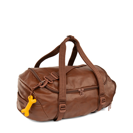 Daisy - LEATHERETTE brown