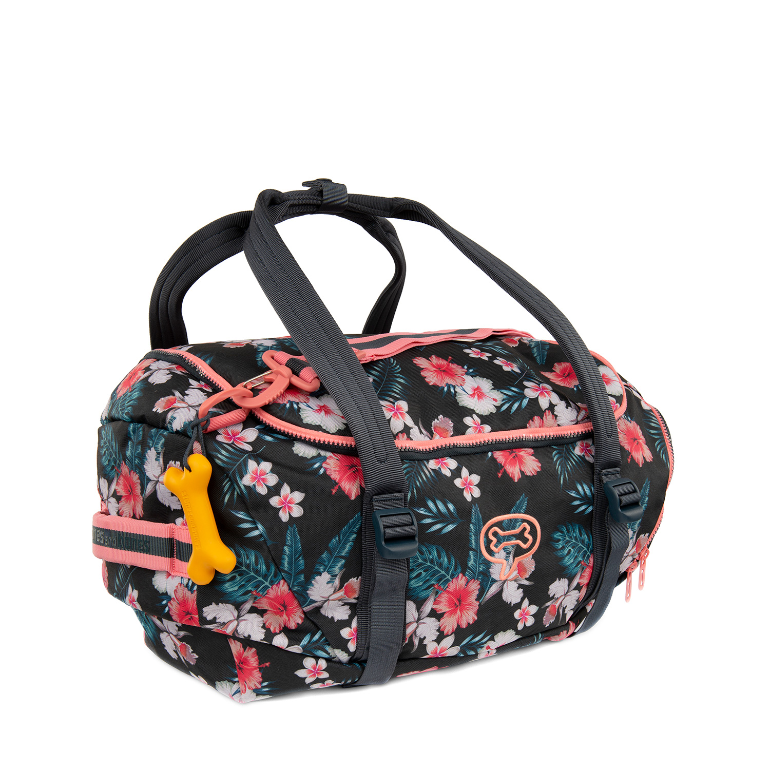 Daisy - FLOWERS navy