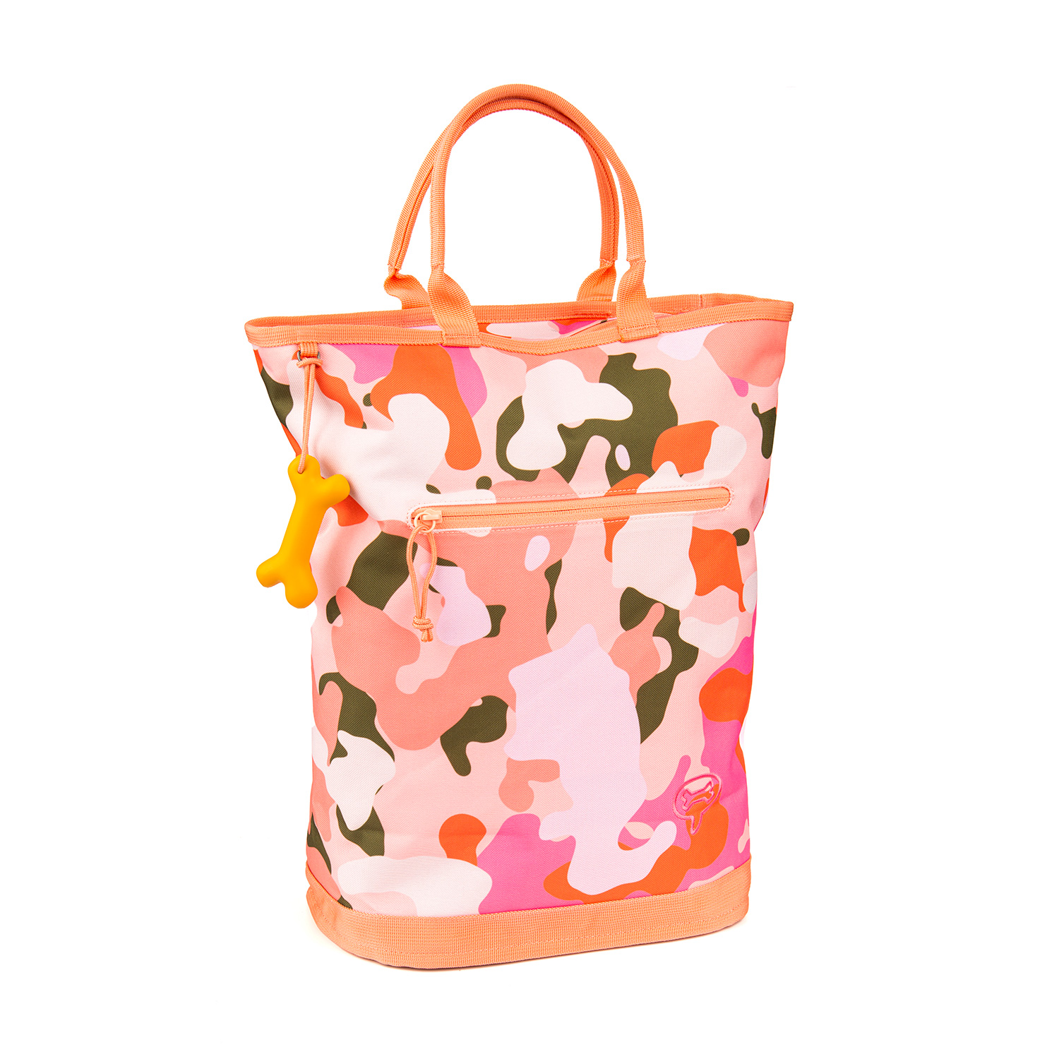Spring - CAMOUFLAGE peach