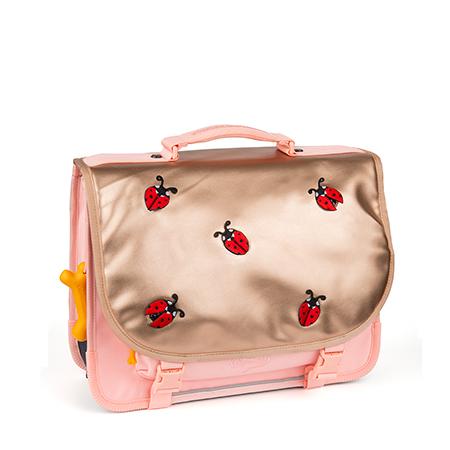 Lily PL - LADYBUGS pink