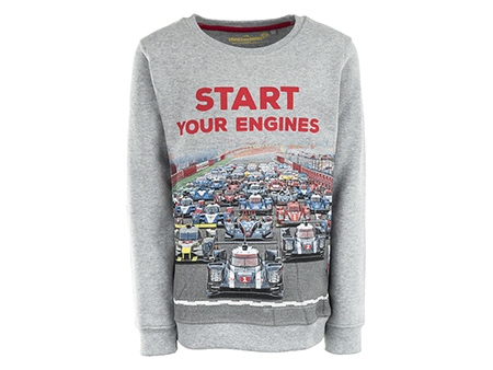 Impress - START YOUR ENGINES
