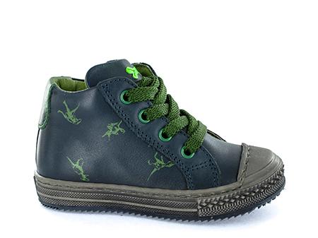 VOME vit navy + green