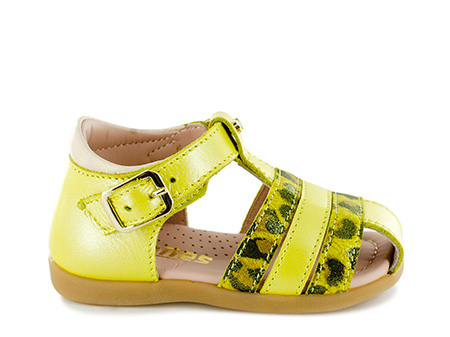 MEMA leopard yellow