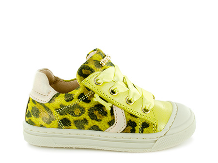 MARE leopard yellow
