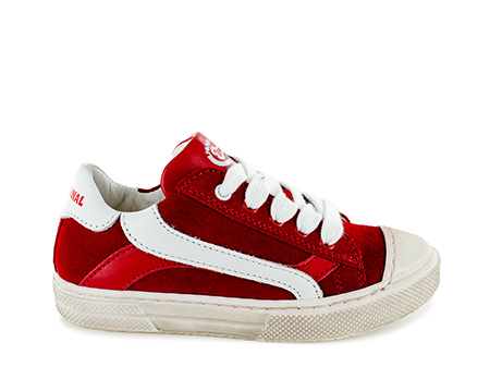 MAUST crs red + white