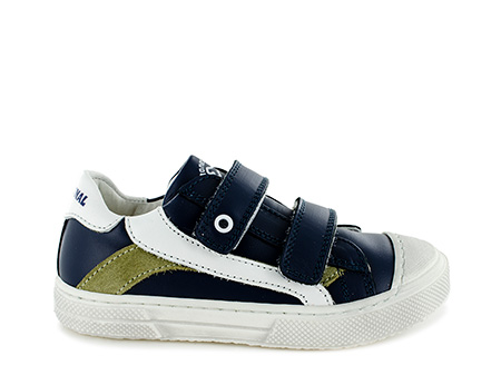 MARRO calf navy + white