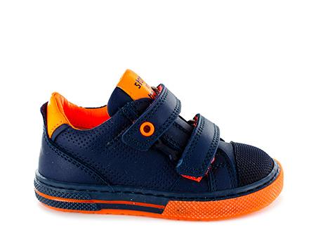 ROFFE vit navy + f.orange