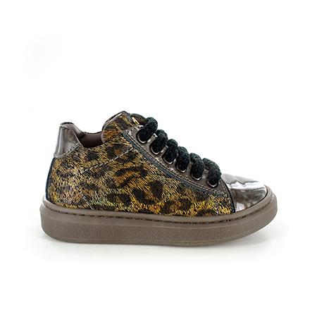 RINNA leopard bronze