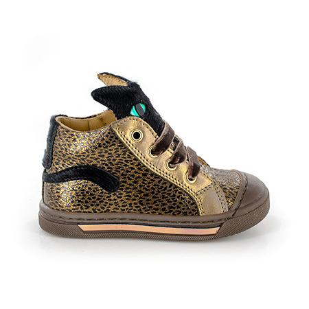 CABA leopard bronze