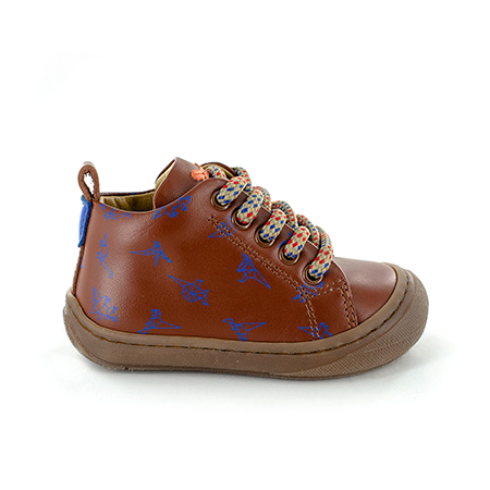 VORM vit rust + electric blue