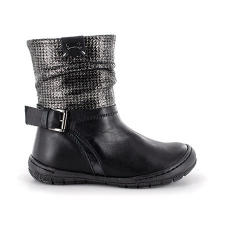 DEBRA calf - piedipull black