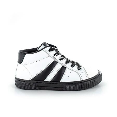 REKKO vit white + black