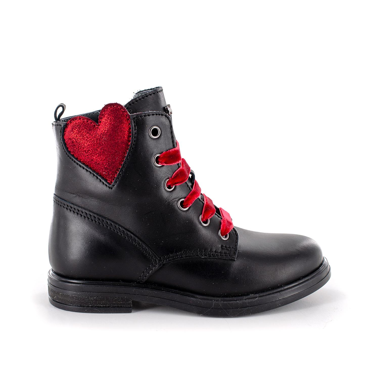 ETAMI calf black + red
