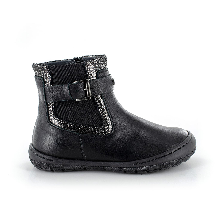 DESTA calf - piedipull black