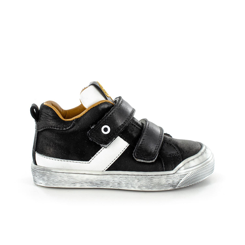 GIORG calf black + white