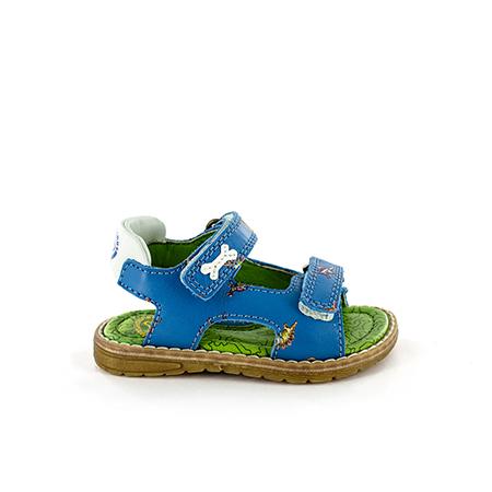 DELO calf l.blue + ivor