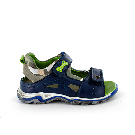 JOTTO calf-camo navy