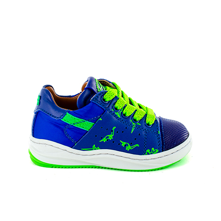 ARRI calf-print electric + green fluo