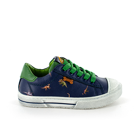 RULTE calf navy + green