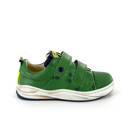 BORAT vit green