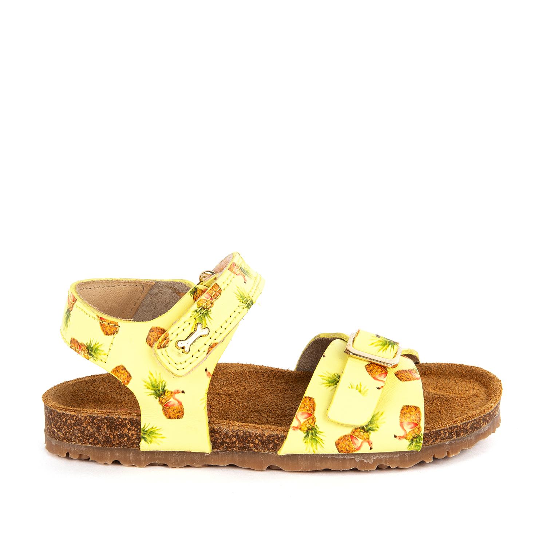 CRAST vit - ananas s. yellow