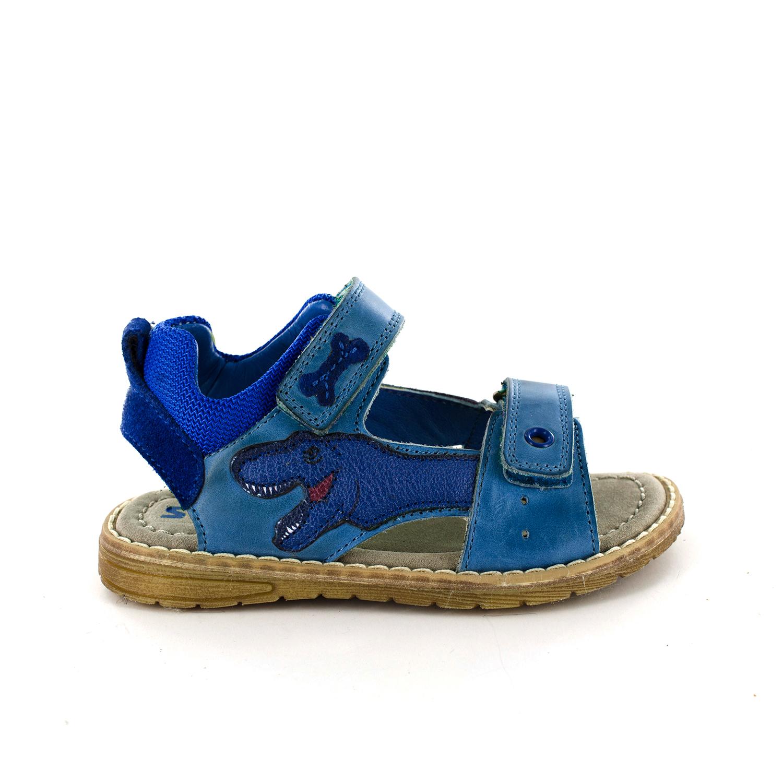 DINOS vit electric blue