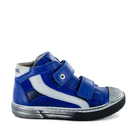 RENTO calf electric blue + o.white
