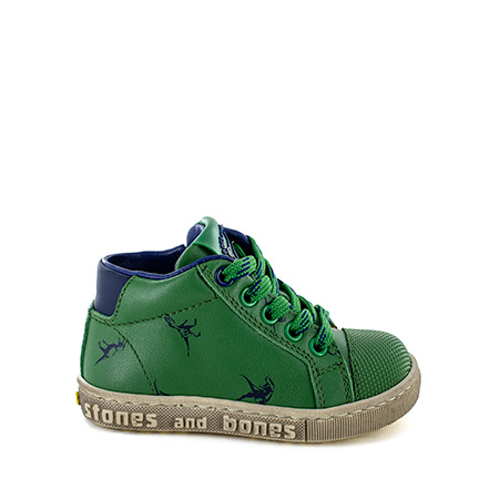 MISC calf green + navy
