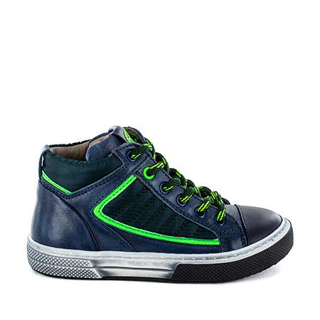 POMAR vit navy + d.green