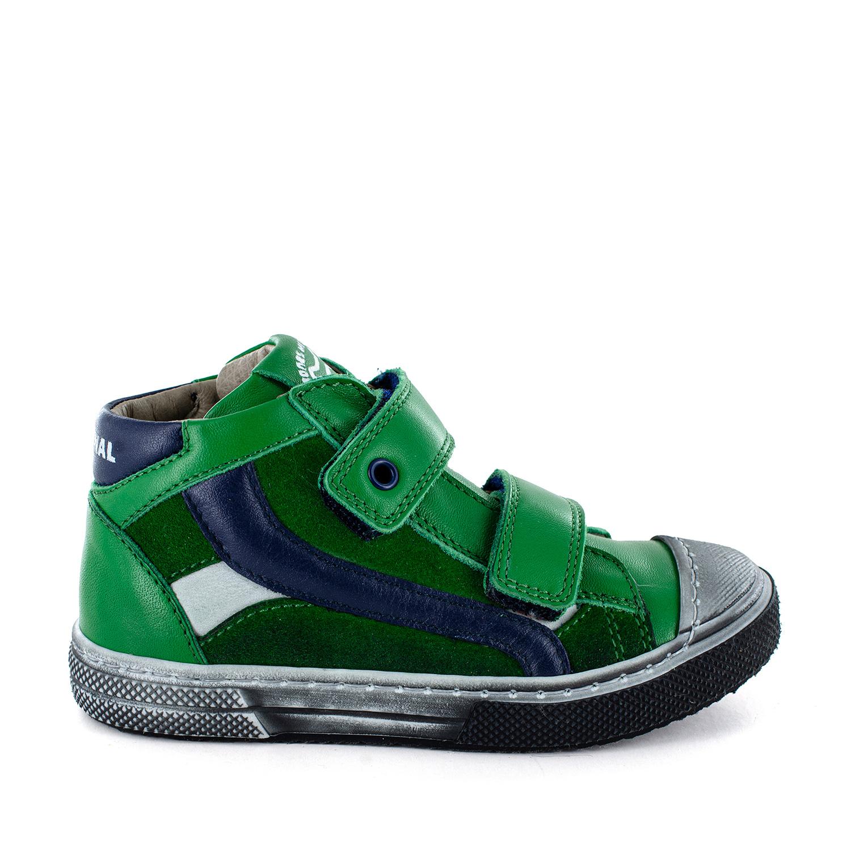 RENTO calf green + navy