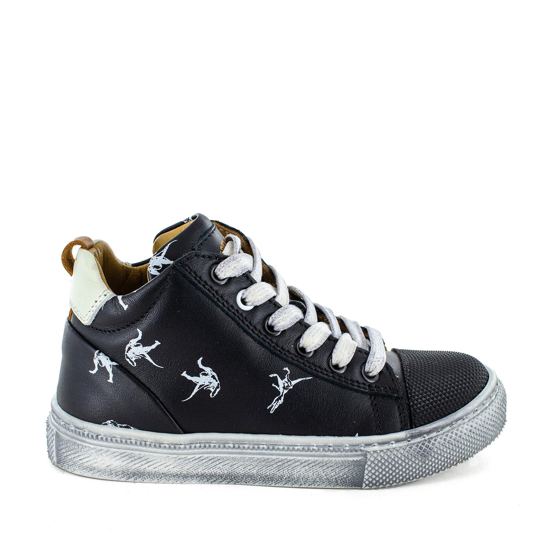 TRUST calf black + o.white