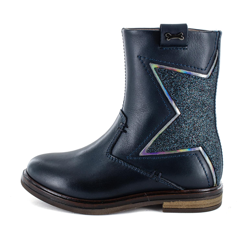 GARDA calf - glitter navy