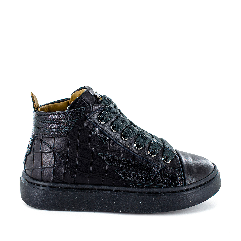 WINGS calf black