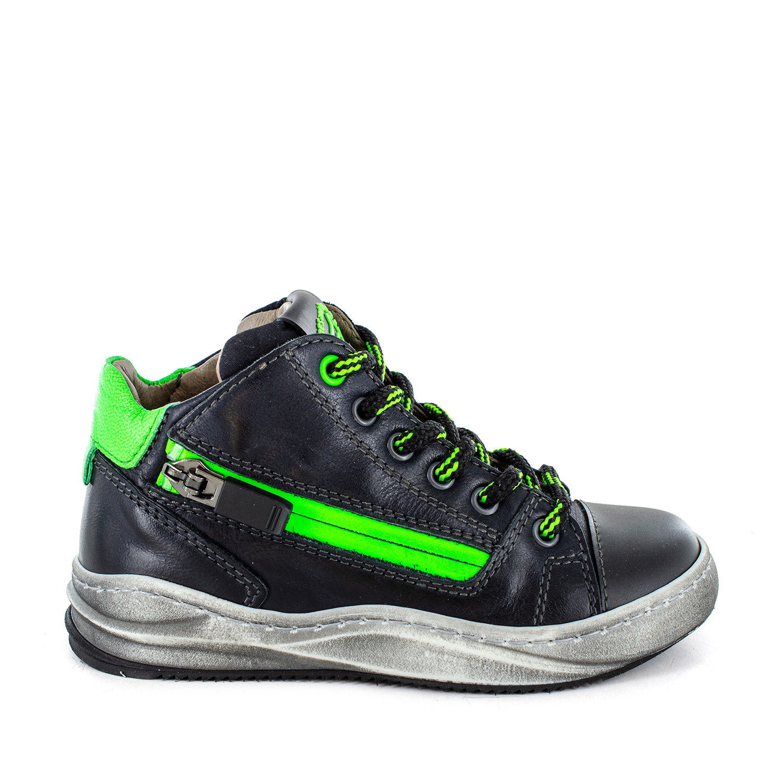 ADORN vit black + green fluo
