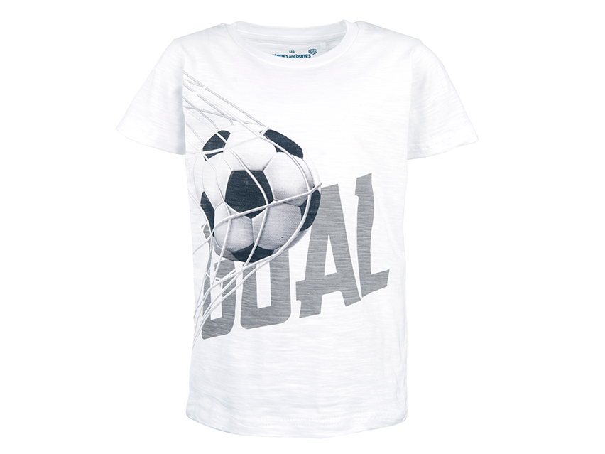 Russell - GOAL white