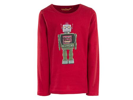 Skipper - ROBOT red