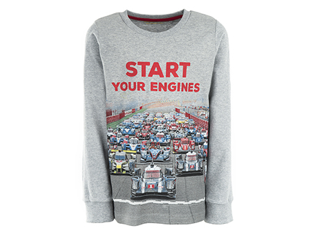 Tougher - START YOUR ENGINES m.grey