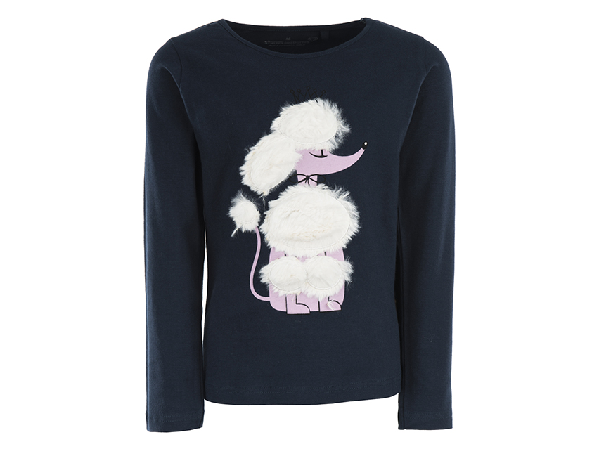 Blissed - POODLE navy