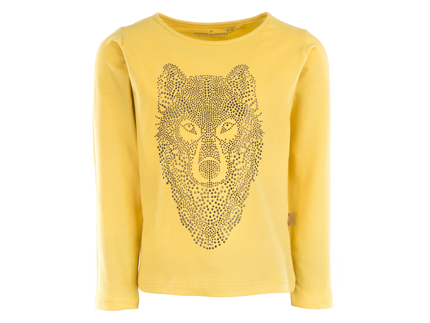 Blissed - WOLF ocre
