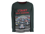 STONES and BONES | Clothing | Tougher - START YOUR ENGINES