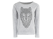 STONES and BONES | Clothing | Blissed - WOLF