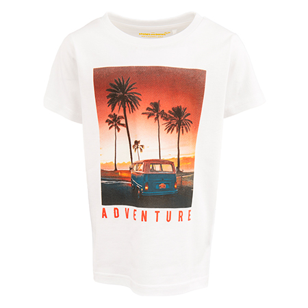 Russell - SUNSET white