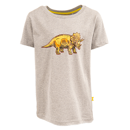 Russell - TRICERATOPS m.grey