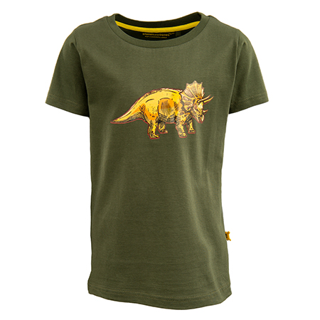 Russell - TRICERATOPS khaki