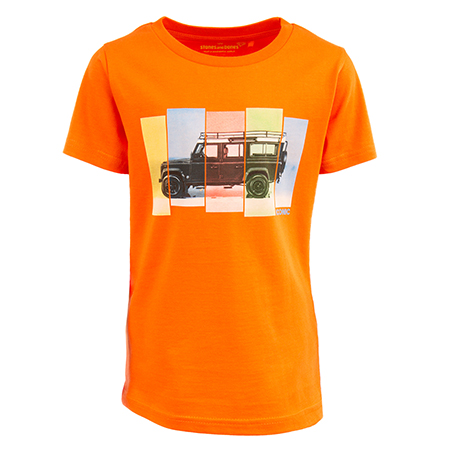 Russell - ICONIC orange