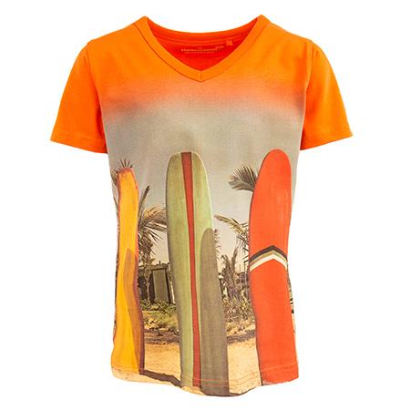 Stanton - SURFBOARDS orange