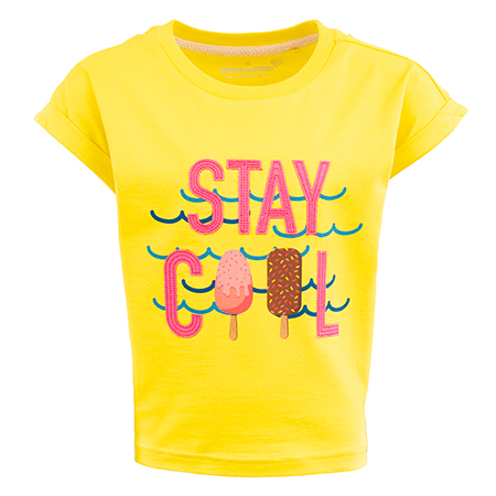Loretta - STAY COOL yellow