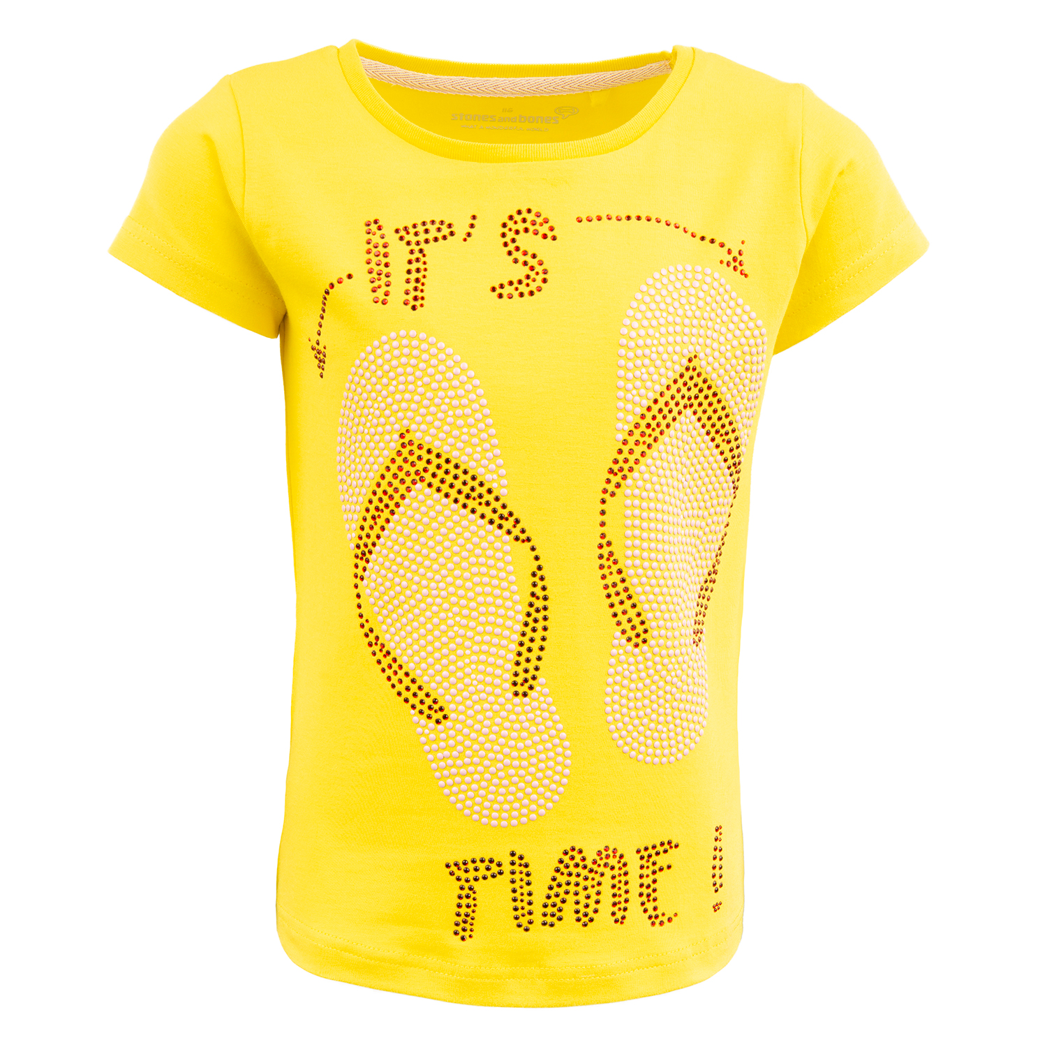 Camille - FLIPFLOP TIME yellow